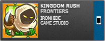 ������� �Kingdom Rush Frontiers� [ipa] ��� iPhone / iPod Touch ���������